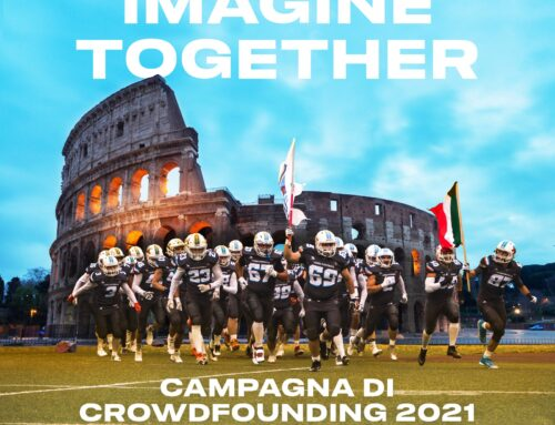IMAGINE TOGETHER – 2021 Lazio Football Crowdfunding Campaign