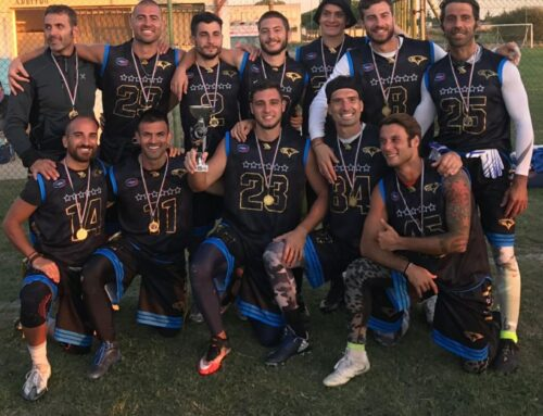 Flag Football 1a Divisione: La Lazio a caccia dell'ottavo titolo!