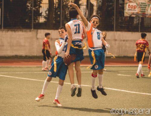 Le Scuole Football della Lazio si preparano ai Campionati Flag