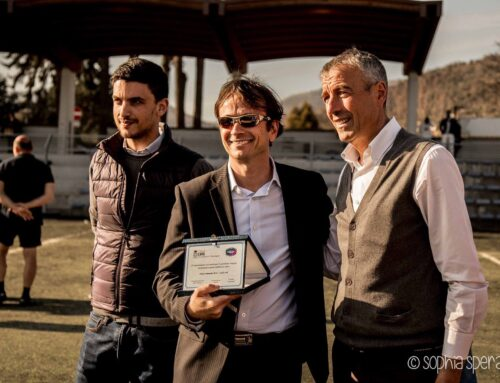 Il biancoceleste Fabrizio Cupellini eletto Presidente del Comitato Regionale Lazio